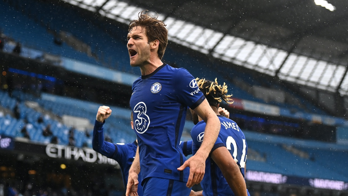 premier league-betting-odds-picks-predictions-chelsea-marcos alonso-wednesday-may 12