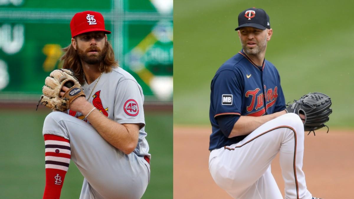 mlb-odds-picks-starting pitcher regression-john gant-ja happ-st. louis cardinals-minnesota twins-may 12