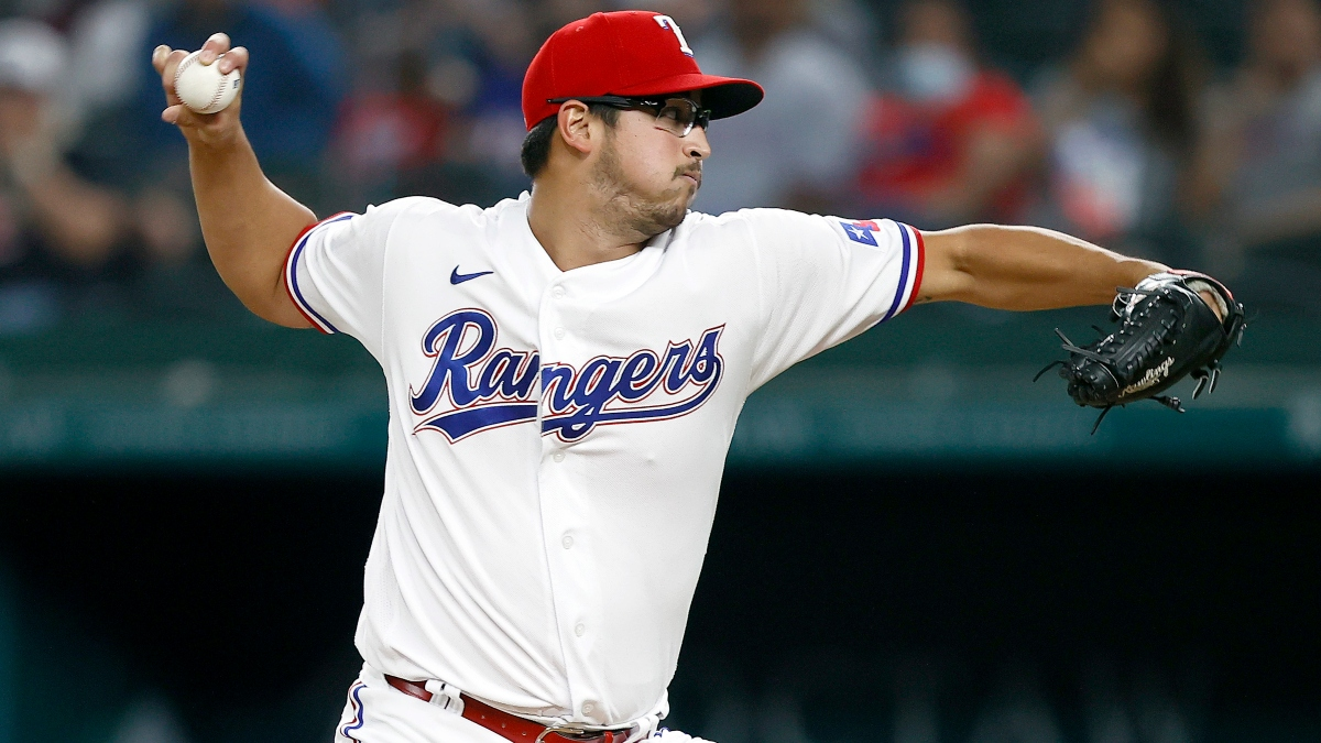 dane dunning-rangers vs twins betting preview-monday may 3