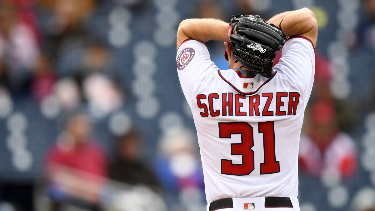 mlb-player props-strikeout totals-max scherzer-lucas giolito-june 11
