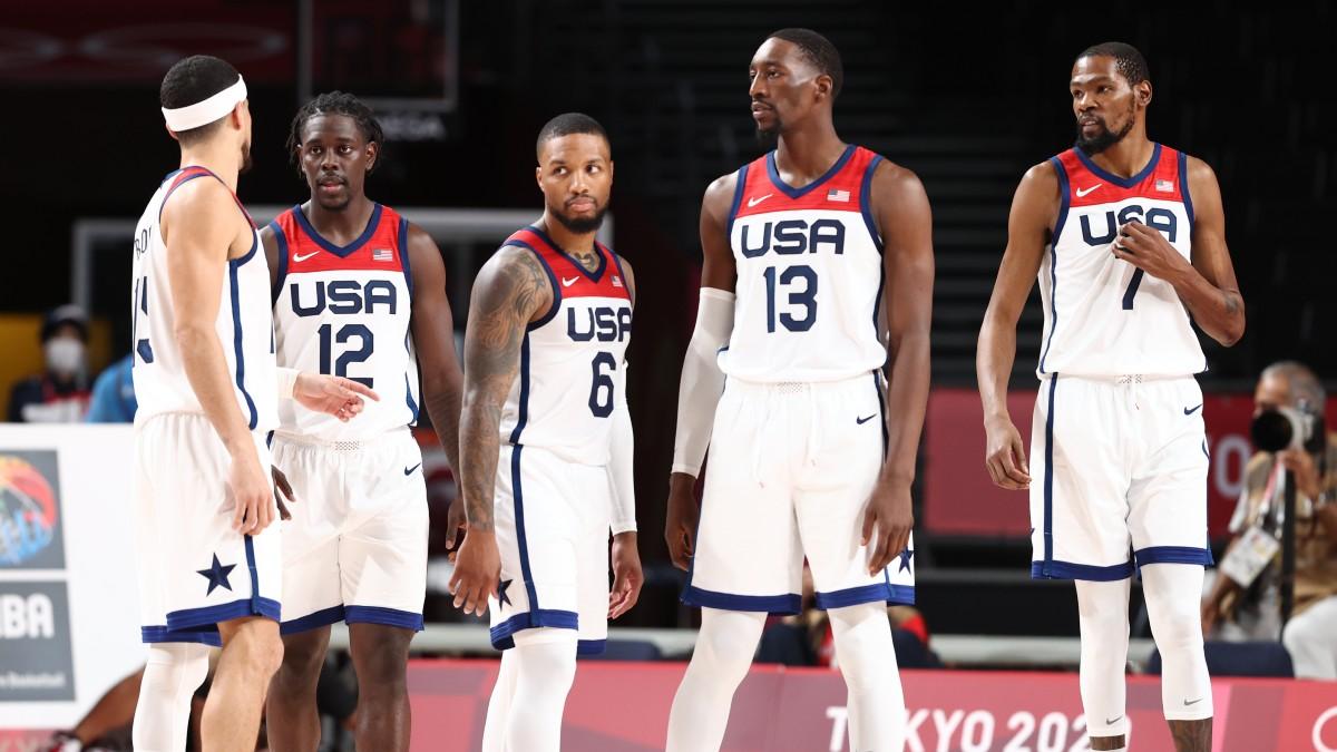usa-czech republic-men's basketball-saturday-july 31