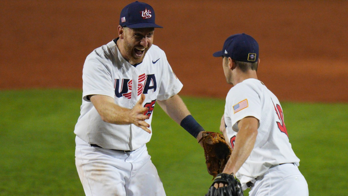 Olympic Baseball-odds-groups-schedule-July 21