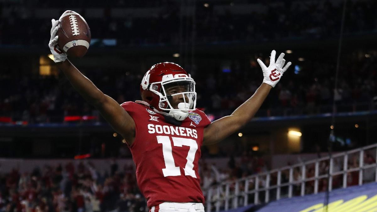 oklahoma sooners-college football-betting-odds-picks-big 12-sec