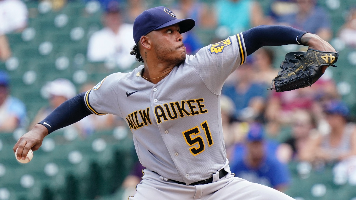 major league baseball-betting-odds-picks-predictions-player props-milwaukee brewers-freddy peralta-wednesday-august 18