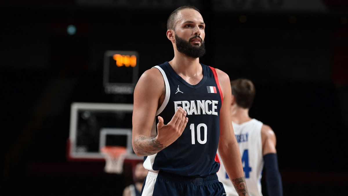 Italy vs. France Odds, Preview, Prediction: Target the Total in Olympics Basketball Quarterfinal (August 2)