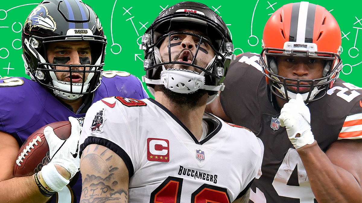 Week 2 Fantasy Rankings & Tiers To Make Your Start/Sit Decisions Heading Into Thursday Night Football - The Action Network
