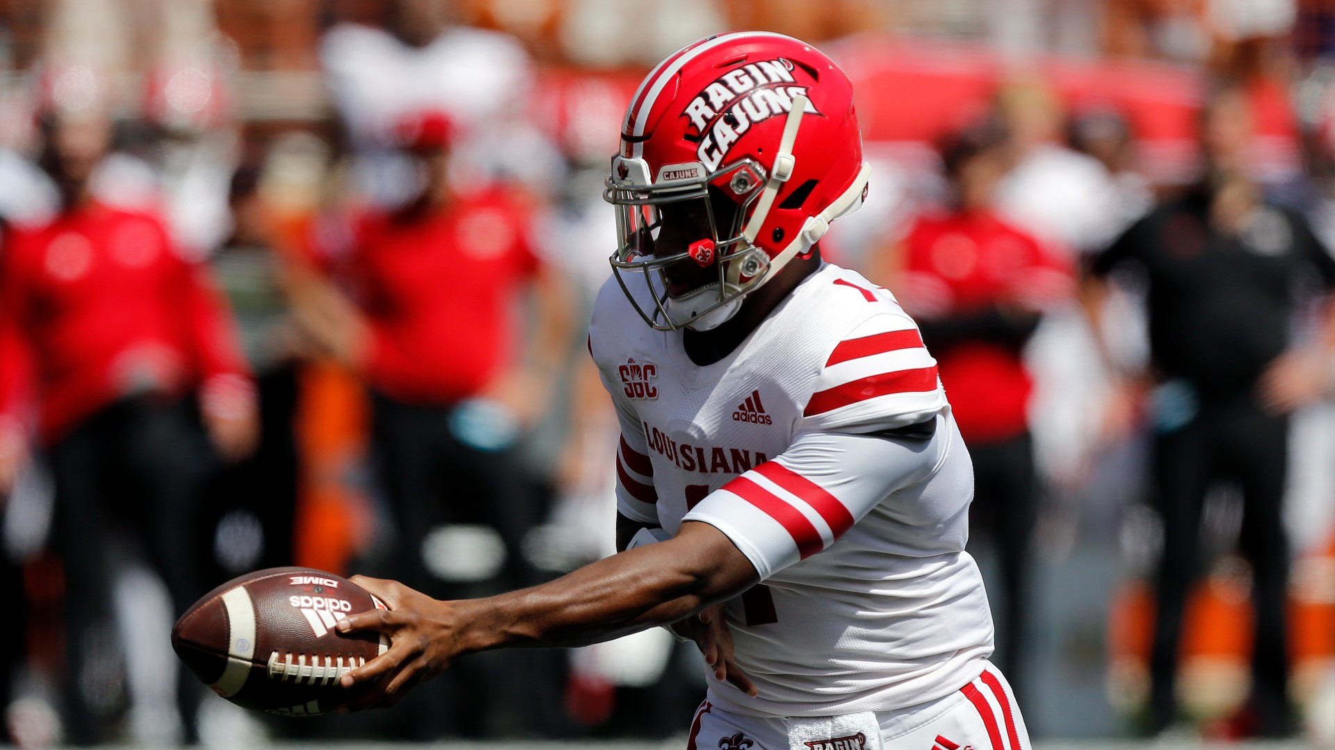 college football-odds-picks-louisiana ragin cajuns vs arkansas state red wolves-thursday, oct-21