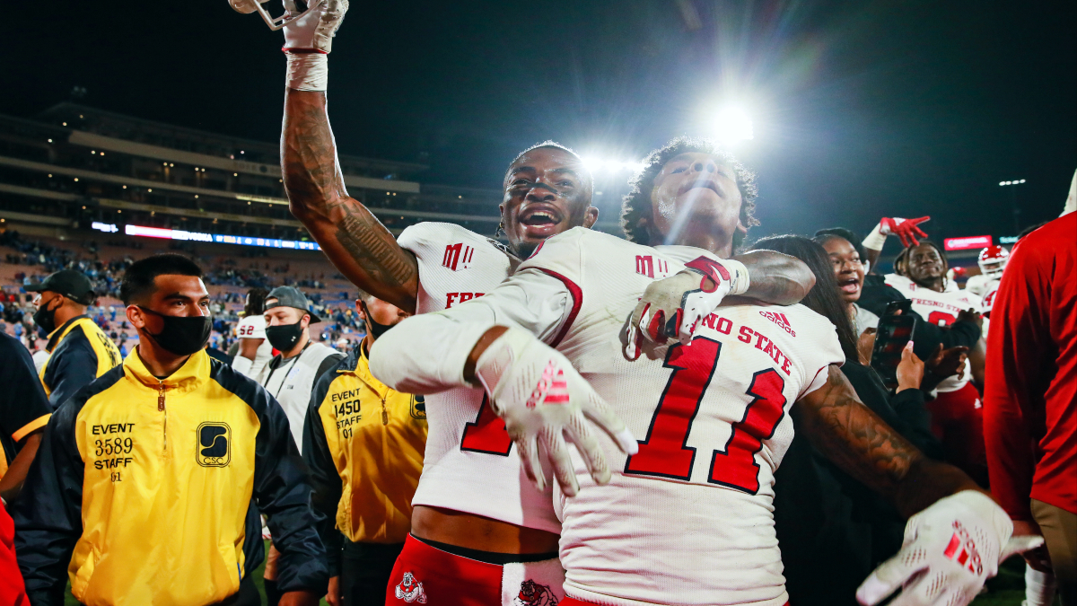 college football-odds-picks-parlay-group of five-fresno state-bulldogs-week 8-2021
