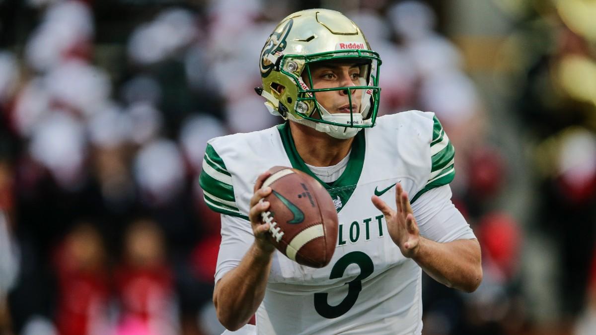 fau vs. charlotte-odds-pick-prediction-betting-college football-october 21-2021